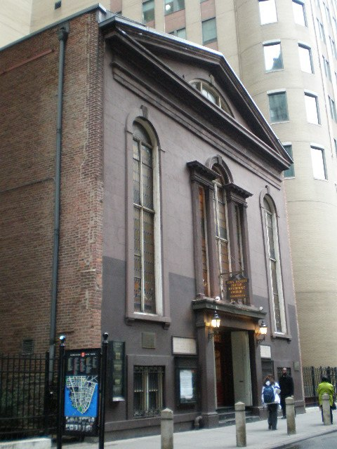 John Street Methodist Church (WTM sheila 0034)