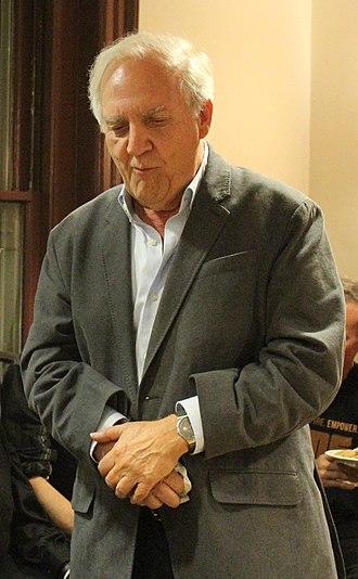 John Szwed - John Szwed at the Kelly Writers House in 2015