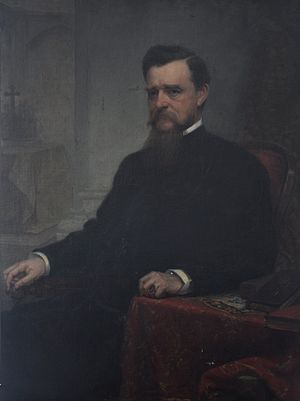 John W. Beckwith - The Rt. Rev. John Watrous Beckwith