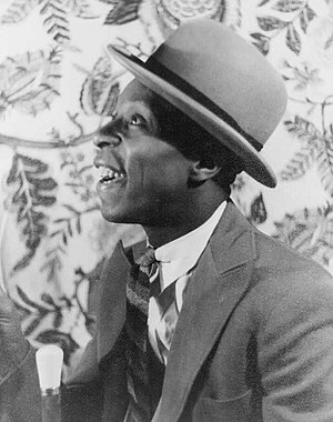 John W. Bubbles - Portrait (as Sportin' Life in Porgy and Bess) by Carl Van Vechten, 1935 Dec. 27.