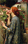 John William Waterhouse - The Soul of the Rose, 1903.jpg
