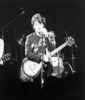Johnny Thunders - In Ann Arbor, Michigan, c. 1980