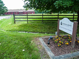 Johnson & Wales University - Equine Center in Rehoboth, Massachusetts