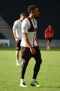 Jon Otsemobor British footballer (born 1983)
