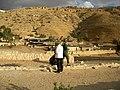 Jordan. Petra (Drumul de intoarcere de la El Deir prin Defileu). DSCN1214.jpg
