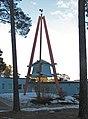 Jordbro kyrka klockstapel.jpg