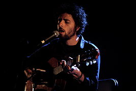 José Gonzales at La Route du Rock 2008, b.jpg