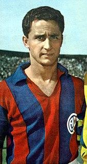 José Sanfilippo Argentine footballer