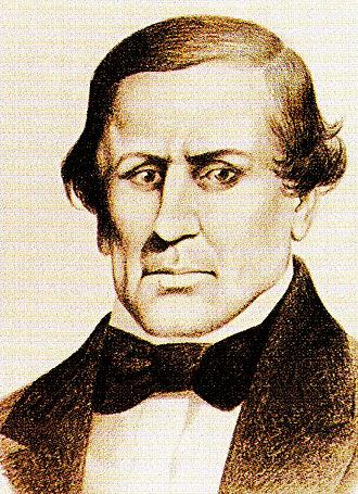 National Anthem of Peru - José de la Torre Ugarte, author of the lyrics.