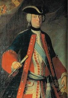 Joseph Friedrich Ernst, Prince of Hohenzollern-Sigmaringen Prince of Hohenzollern-Sigmaringen (1715–1769)