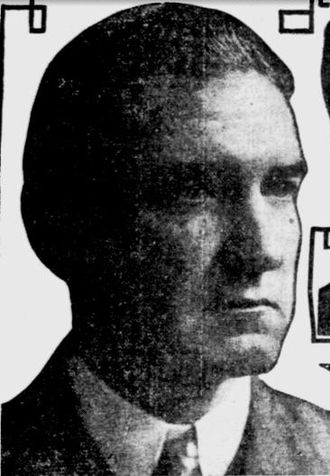 Joseph G. Armstrong - Armstrong in a 1915 issue of the Pittsburgh Press