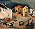 Joseph Kutter Place de Village 1927.jpg
