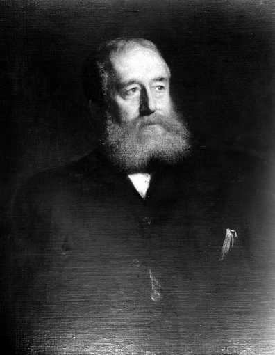 Joseph Wesley Harper by Eastman Johnson
