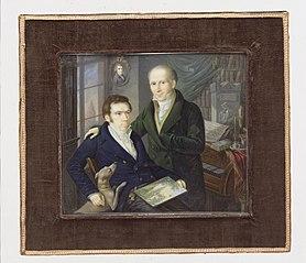 Joseph and Karl August von Klein