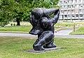 Joy of Living sculpture, Lincoln University Campus, New Zealand 15.jpg