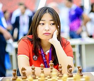 Ju Wenjun Chinese chess player