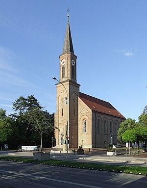 Königsbrunn - Königsbrunn church St. Ulrich