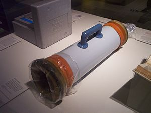 An artificial vagina, used to collect semen Kunstliche Vagina.jpg