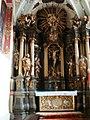 Kłodzko, kościół par. p.w. Wniebowzięcia Matki Boskiej, poł.XIV, XVI, 2 poł. XVII, XIX - wnętrze i.JPG
