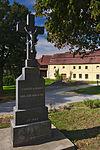 Kříž v jižní části obce, Vísky, okres Blansko.jpg