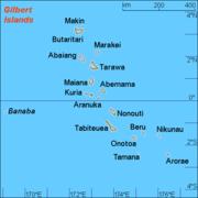 KI Gilbert islands