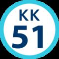 KK-51 station number.png