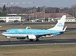 KLM Boeing 737-700 PH-BGU at TXL 20-03-2019.jpg