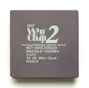 WinChip - Image: KL IDT Win Chip 2