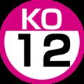KO-12 station number.png