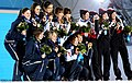 KOCIS Korea ShortTrack Ladies 3000m Gold Sochi 44 (12629816554).jpg