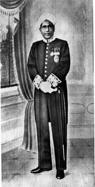 Kurma Venkata Reddy Naidu - Kurma Venkatareddy Naidu in 1940-41