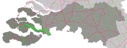 Kaart Provinciale weg 289.png