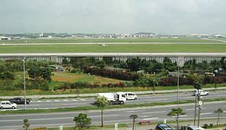 Kadena Air Base - View of Kadena Air Base