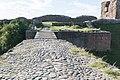 Kalø Slotsruin (Syddjurs Kommune).Bro og forsvarstårn.3.125359.ajb.jpg