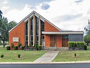 Kalbar, Queensland - Kalbar Community Baptist Church