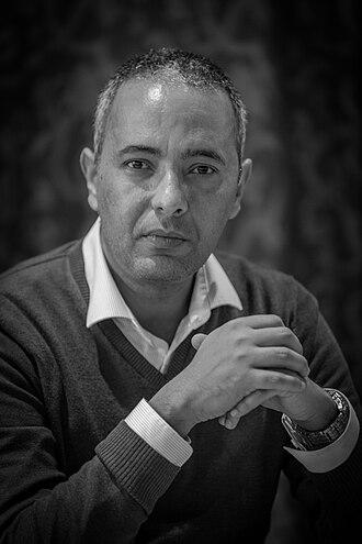 Kamel Daoud - Kamel Daoud (2015) by Claude Truong-Ngoc