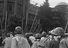 「カルチェ・ラタン 運動」の画像検索結果