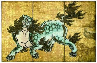 Kanō Sanraku - Image: Kano Sanraku