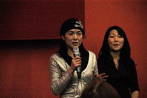 Kaori Momoi - Kaori Momoi (left)