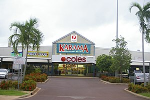 Karama, Northern Territory - Karama Shopping Plaza