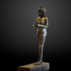 Statue of Karomama, the Divine Adoratrice of Amun