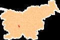 Karte Borovnica si.png