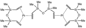 Hydrosilylation - Kartstedt's catalyst is often used in hydrosilylation.