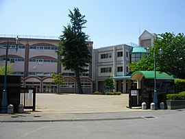 Kashiwa-Nittai High School.JPG