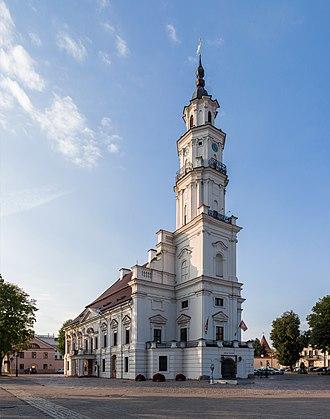 Town Hall, Kaunas - The Town Hall of Kaunas