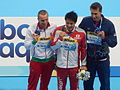 Kazan 2015 - Victory Ceremony 400m individual medley M.JPG