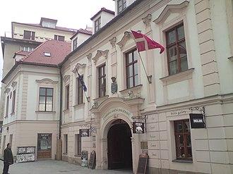 Keglevich Palace - Keglevičov palác