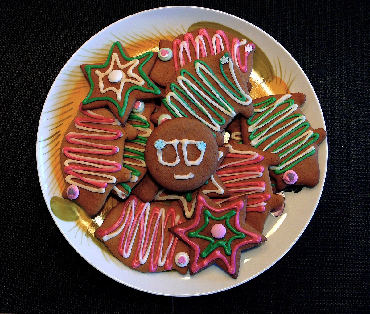 Christmas Cookie Wikipedia