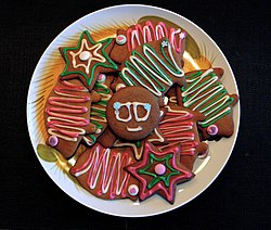 Kekkonen at Hawaii gingerbread.jpg