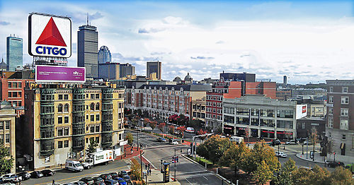 Thumbnail from Kenmore Square
